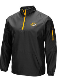 Missouri Tigers Colosseum Tips Pullover Jackets - Black