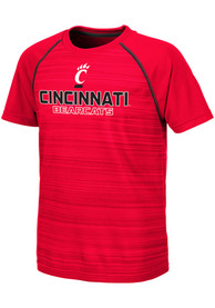 Cincinnati Bearcats Youth Colosseum Buenos Aires T-Shirt - Red