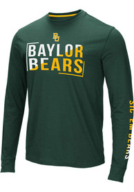 Baylor Bears Colosseum Lutz T Shirt - Green