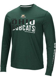 Ohio Bobcats Colosseum Lutz T Shirt - Green
