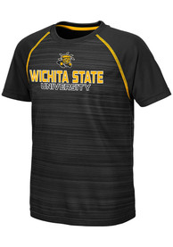 Wichita State Shockers Youth Colosseum Buenos Aires T-Shirt - Black