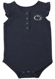 Penn State Nittany Lions Baby Colosseum Kassel One Piece - Navy Blue