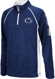 Penn State Nittany Lions Youth Colosseum Mime Quarter Zip - Navy Blue
