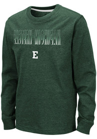 Eastern Michigan Eagles Youth Colosseum Zort T-Shirt - Green