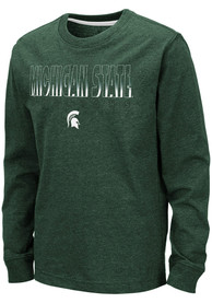 Michigan State Spartans Youth Colosseum Zort T-Shirt - Green