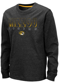 Missouri Tigers Youth Colosseum Zort T-Shirt - Black