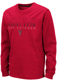 Texas Tech Red Raiders Youth Colosseum Zort T-Shirt - Red