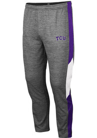 TCU Horned Frogs Colosseum Bart Pants - Grey