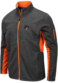 Oklahoma State Cowboys Colosseum Bumblebee Light Weight Jacket - Grey