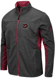 Temple Owls Colosseum Bumblebee Light Weight Jacket - Grey