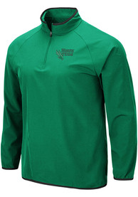 North Texas Mean Green Colosseum Chalmers 1/4 Zip Pullover - Green