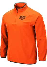 Oklahoma State Cowboys Colosseum Chalmers 1/4 Zip Pullover - Orange