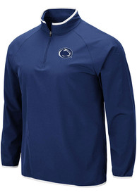 Penn State Nittany Lions Colosseum Chalmers 1/4 Zip Pullover - Navy Blue