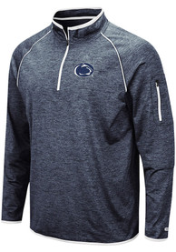 Penn State Nittany Lions Colosseum Duff 1/4 Zip Pullover - Navy Blue