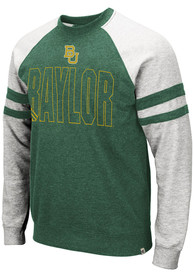 Baylor Bears Colosseum Oh Fashion Sweatshirt - Green