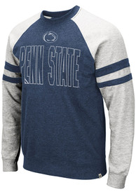 Penn State Nittany Lions Colosseum Oh Fashion Sweatshirt - Navy Blue