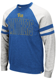 Pitt Panthers Colosseum Oh Fashion Sweatshirt - Blue