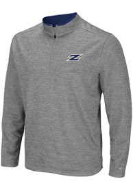 Akron Zips Colosseum Alligators are Ornery 1/4 Zip Pullover - Grey