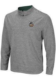 Cleveland State Vikings Colosseum Alligators are Ornery 1/4 Zip Pullover - Grey