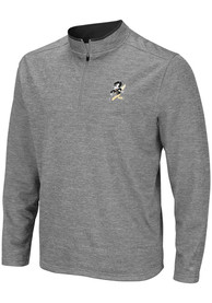 Emporia State Hornets Colosseum Alligators are Ornery 1/4 Zip Pullover - Grey
