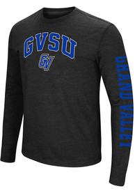 Grand Valley State Lakers Colosseum Jackson T Shirt - Black