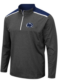 Penn State Nittany Lions Colosseum Snowball 1/4 Zip Pullover - Grey