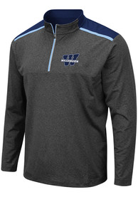 Washburn Ichabods Colosseum Snowball 1/4 Zip Pullover - Grey