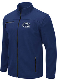 Penn State Nittany Lions Colosseum Willie Light Weight Jacket - Navy Blue