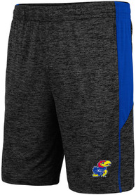 Kansas Jayhawks Colosseum Jordan Shorts - Charcoal