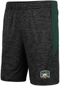 Ohio Bobcats Colosseum Jordan Shorts - Charcoal