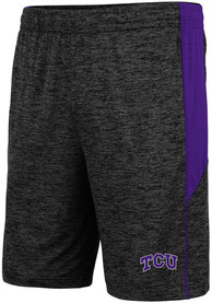 TCU Horned Frogs Colosseum Jordan Shorts - Charcoal