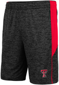 Texas Tech Red Raiders Colosseum Jordan Shorts - Charcoal