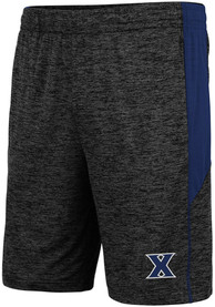 Xavier Musketeers Colosseum Jordan Shorts - Charcoal