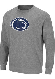 Penn State Nittany Lions Colosseum Henry French Terry Crew Sweatshirt - Grey