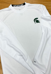 Michigan State Spartans Colosseum Wade T-Shirt - White