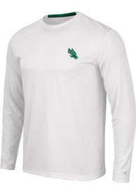 North Texas Mean Green Colosseum Wade T-Shirt - White