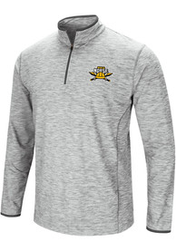 Northern Kentucky Norse Colosseum Sprint 1/4 Zip Pullover - Grey