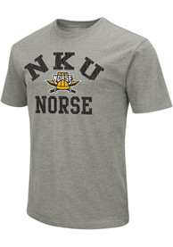 Northern Kentucky Norse Colosseum Playbook T Shirt - Grey