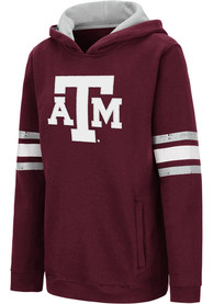 Texas A&M Aggies Youth Colosseum Chef Hooded Sweatshirt - Maroon