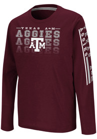 Texas A&M Aggies Youth Colosseum Beaker T-Shirt - Maroon