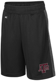 Texas A&M Aggies Youth Colosseum Sabertooth Shorts - Black