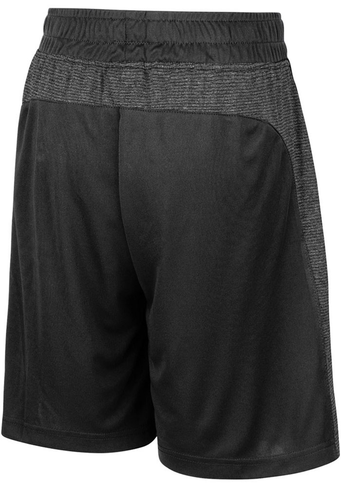 Colosseum Texas A&M Aggies Youth Black Sabertooth Shorts - Image 2