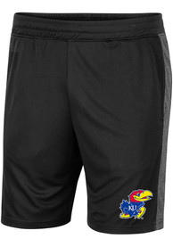Kansas Jayhawks Colosseum Literally Shorts - Charcoal