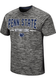 Penn State Nittany Lions Colosseum Born And Raised T Shirt - Grey