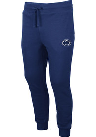 Penn State Nittany Lions Colosseum Comic Book Sweatpants - Navy Blue