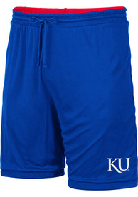 Kansas Jayhawks Colosseum Wiggum Shorts - Blue