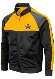 Northern Kentucky Norse Colosseum Homer Track Jacket - Black