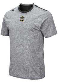 Fort Hays State Tigers Colosseum Bart T Shirt - Grey