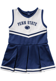 Penn State Nittany Lions Baby Colosseum Pinky Cheer - Navy Blue