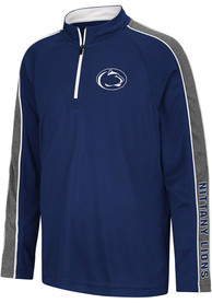Penn State Nittany Lions Youth Colosseum Clamu Quarter Zip - Navy Blue